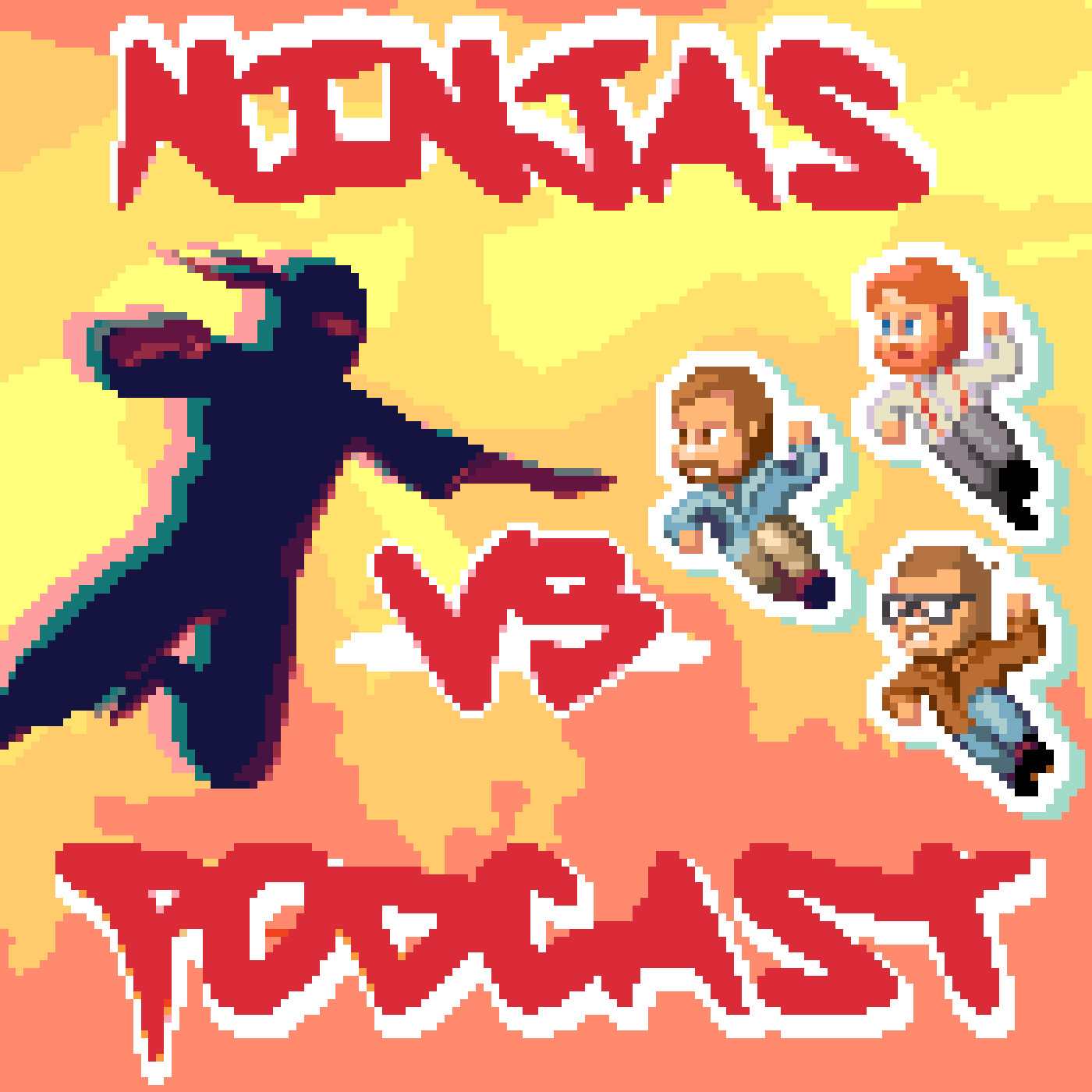 Ninjas vs. Podcast